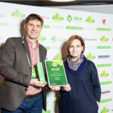 Диспенсерная система Tork Reflex отмечена ECO BEST AWARD